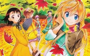 Onodera Kosaki, Nisekoi, Tsugumi Seishirou, Tachibana Marika, Kirisaki Chitoge