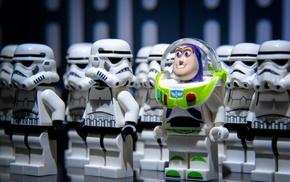 LEGO Star Wars, Toy Story, Star Wars, Buzz Lightyear, LEGO