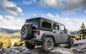 Jeep Wrangler, Jeep, car