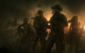 video games, concept art, wasteland, Wasteland 2