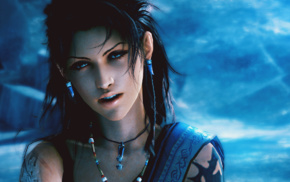 video games, Final Fantasy XIII, anime