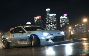 2015, video games, car, Rocket Bunny, Need for Speed