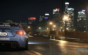 2015, car, video games, Need for Speed, Subaru BRZ