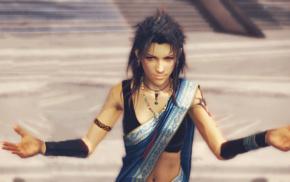 Final Fantasy XIII, video games, Fang