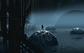 concept art, Portal, Portal 2, video games