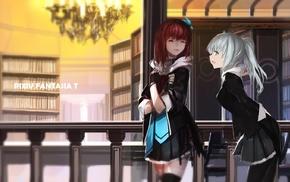 original characters, Pixiv Fantasia, Storia Pixiv Fantasia T, anime girls, anime, Pixiv Fantasia T