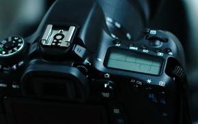 Canon, camera, lens