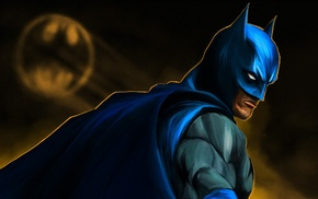 DC Comics, concept art, Batman, superhero, comics
