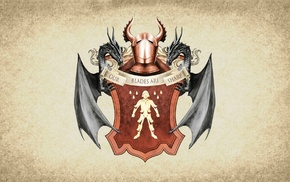 House Bolton, Game of Thrones, sigils, crest