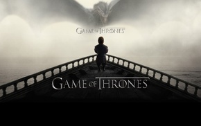 Tyrion Lannister, Game of Thrones, dragon