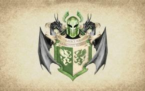 crest, Game of Thrones, sigils, House Connington
