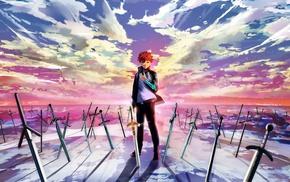 FateStay Night, anime, Shirou Emiya