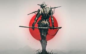 samurai, Japan
