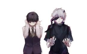 Kaneki Ken, One, Eyed Ghoul, Tokyo Ghoul, multiple display