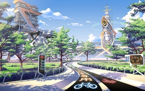 summer, seasons, Japan, Culture Japan, futuristic