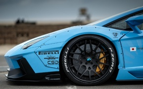 LB Performance, car, Liberty Walk, LB Works, widebody, Lamborghini Aventador