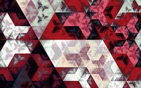mathematics, Fibonacci sequence, golden ratio, fractal, Apophysis, triangle