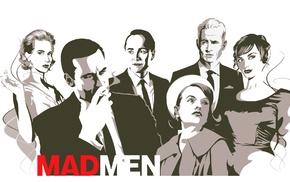 Mad Men, smoking