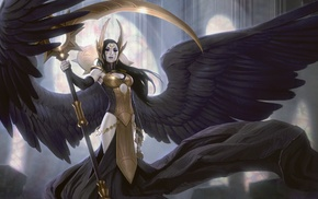 Magic The Gathering, angel