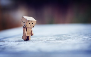 Danbo, Amazon