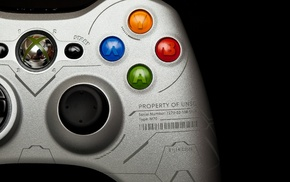 Xbox, video games, controllers