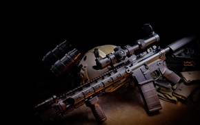 military, m4 carbine, gun, weapon, rifles, M4