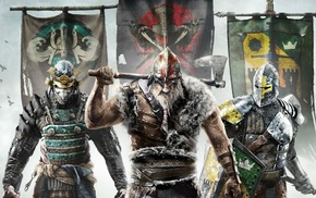 For Honor, Ubisoft