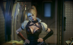 Harley Quinn, Batman Arkham Knight, video games