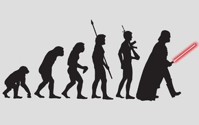 movies, Darth Vader, evolution