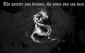 dragon, Kali Linux, quote