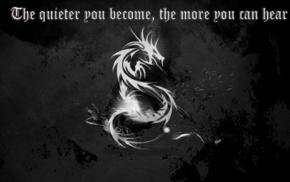 dragon, Kali Linux, quote