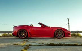 Ferrari California T N, Largo, Ferrari, Ferrari California T, Novitec Rosso, Novitec