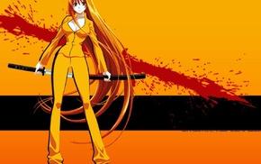 anime, Kill Bill