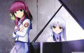anime, Angel Beats, Nakamura Yuri, Tachibana Kanade