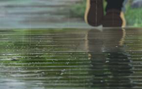 anime, Makoto Shinkai, The Garden of Words