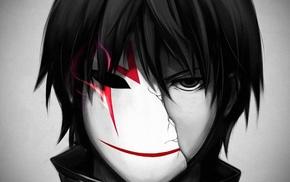 Hei, Darker than Black, anime