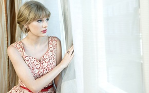 blonde, Taylor Swift, girl, celebrity, singer