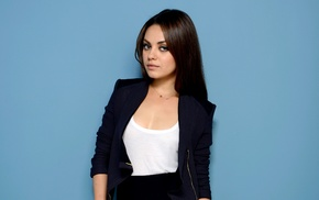 girl, Mila Kunis, celebrity, actress, brunette