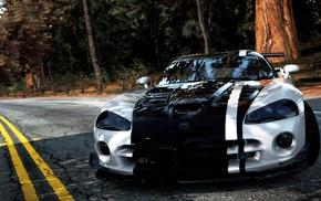 car, Dodge Viper, Dodge