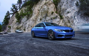BMW, blue cars