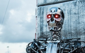 Terminator Genisys, science fiction, robot, movies, Terminator