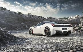 car, Ferrari 458 Italia, Ferrari