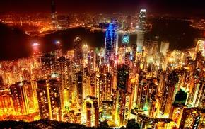 night, city