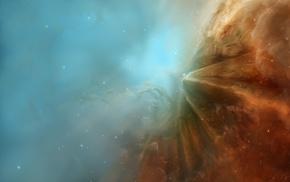 JoeyJazz, space art, space, nebula