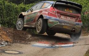Ford USA, rally cars, car