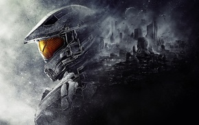 343 Industries, Halo, Halo 5, Master Chief, video games