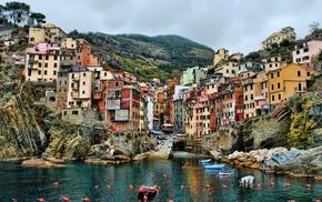 Cinque Terre, Italy, house