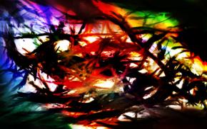 abstract, Adobe Photoshop, brush
