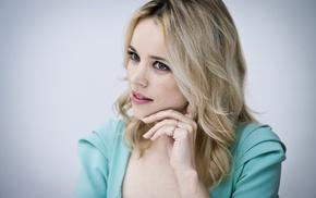model, soft shading, face, Rachel McAdams