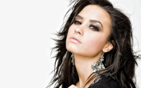 face, Demi Lovato, girl